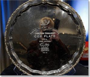 Cox Plate betting