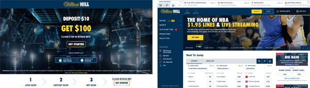williamhill online betting bookmaker review