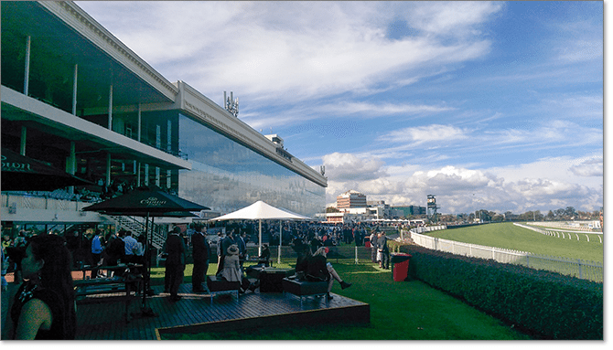 Caulfield Racecourse