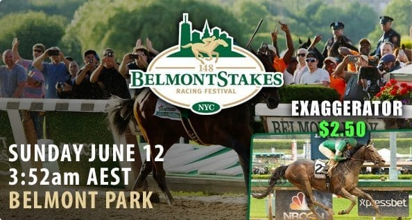 How to bet on the belmont stakes in nyc etimesgut vs konyaspor betting expert nfl