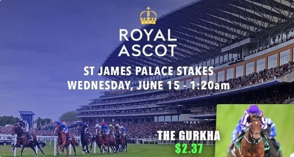 St james palace stakes betting online djokovic v mayer betting tips