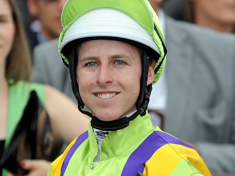 Jockey Damian Lane