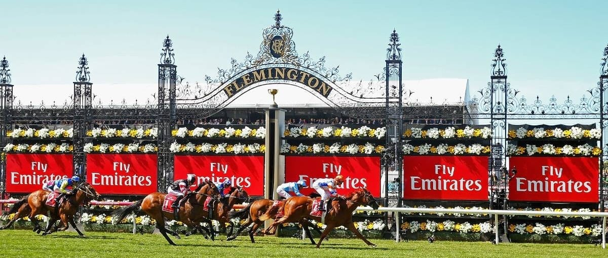 flemington racecourse melbourne cup