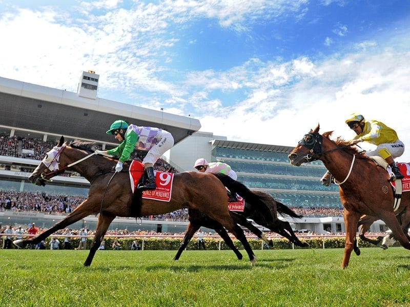 Twitter to broadcast Melbourne Cup