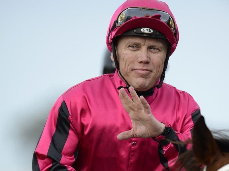 Jockey Chris Munce