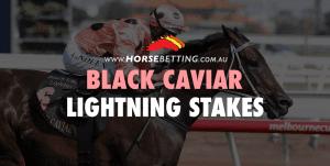 Black Caviar Lightning Stakes