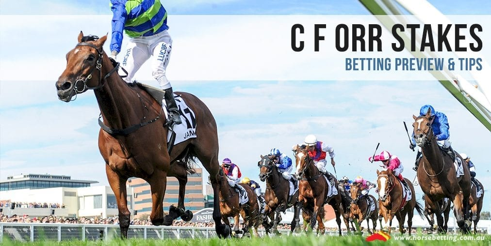 CF Orr Stakes Group 1