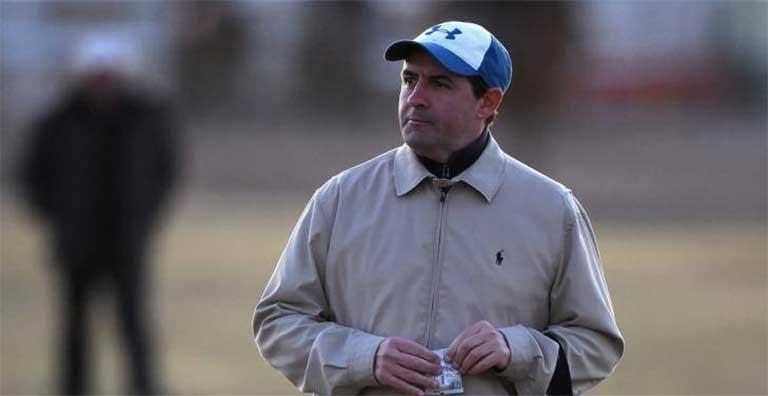 HKJC trainer Michael Freedman