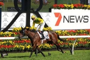 Gust Of Wind wins Australian Oaks
