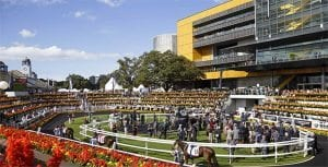 Randwick racecourse in Sydney, NSW
