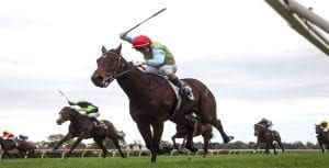 I'll Have A Bit wins the National Stakes at Morphettville