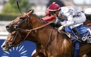 Jean Claude-Rouget horse Brametot
