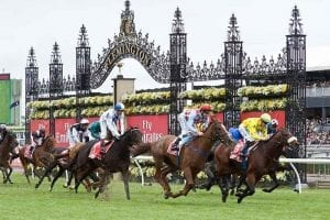Stakes Day at Flemington