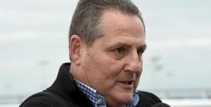Horse trainer Grahame Begg