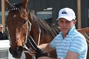 Horse trainer Jim Cerchi Jnr.