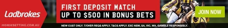 Ladbrokes sign up special
