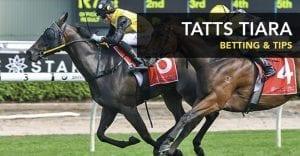 Tatts Tiara betting