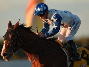 Browne wins Guineas from the front