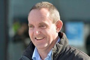 Victorian horse trainer Greg Eurell