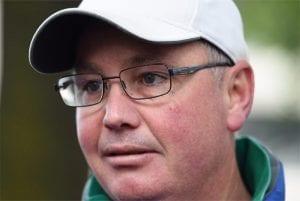 NZ Trainer Tony Pike