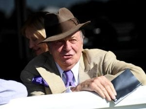 No laughing matter for Humphries at races