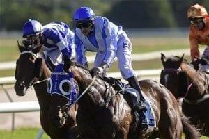 Craiglea Deken wins Townsville Guineas