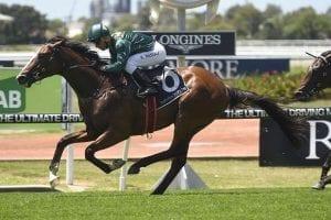 Pariah wins Canonbury Stakes