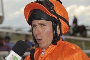 Jockey Paul Hammersley