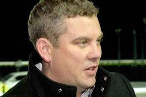 Cranbourne trainer Trent Busuttin