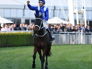 Ten rivals for Winx in George Main