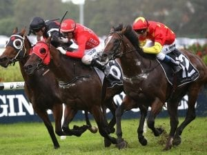 Russian Revolution after Valley sprint win