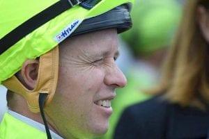 Australian jockey Kerrin McEvoy