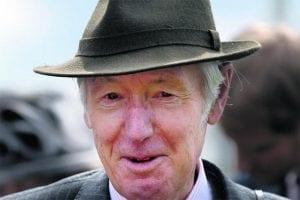 Derby-winning trainer Geoff Wragg