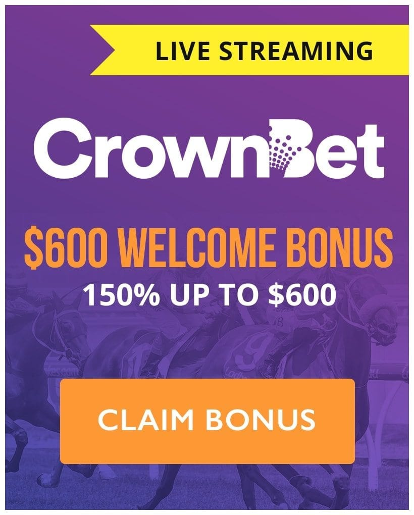 melbourne cup bookmaker crownbet