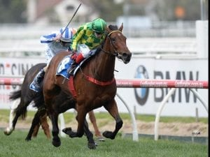 Wheal Leisure wins Inglis Cup at Caulfield