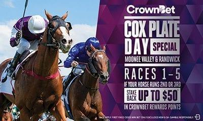 Crownbet Cox Plate Day