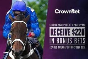Winx Crownbet 22-220 deal