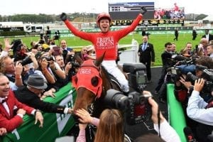 McEvoy and Redzel win The Everest