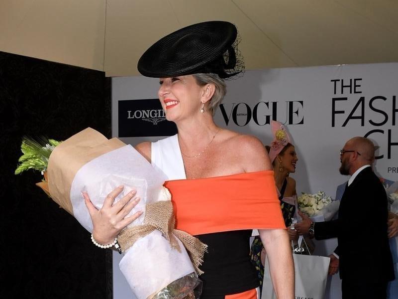 The Fashion Chute winner Samantha Cook
