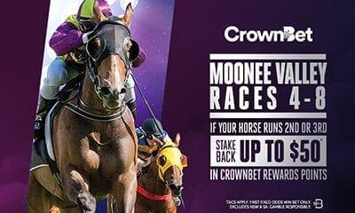 Friday Moonee Valley Crownbet