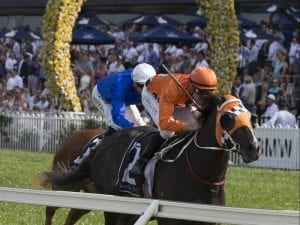 Coral Coast in Spring Champion Stakes bid