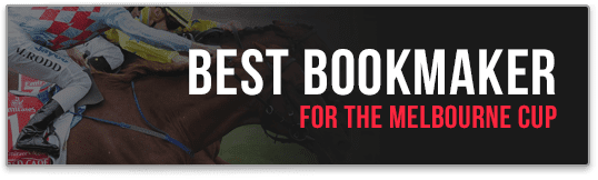 best bookmaker for the melbourne cup