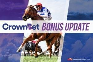 CrownBet bonus update