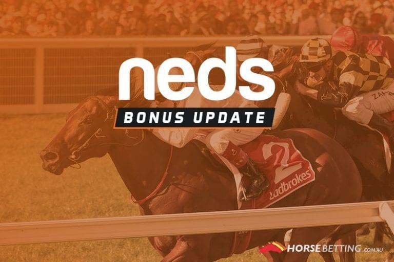 Neds 2018 Melbourne Cup bonus