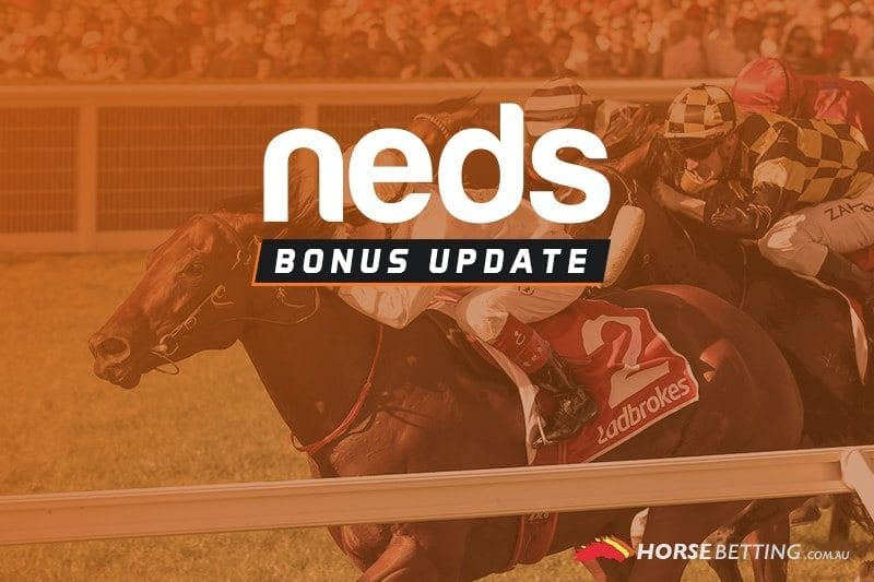 Neds 2018 Melbourne Cup bonus