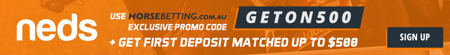 Neds.com.au Melbourne Cup offer