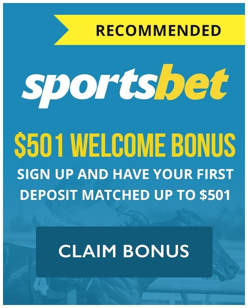 melbourne cup best sportsbet bookmaker