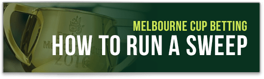 sweep betting melbourne cup