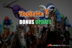 Topbetta bonus update