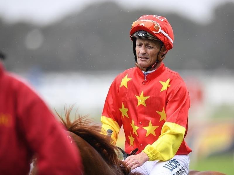 Jockey Damian Browne